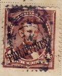 Sellos de Asia - Filipinas -  Presidente Linconl Ed 1901
