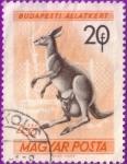 Sellos de Europa - Hungría -  Zoo