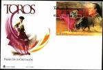 Sellos de Europa - España -  Toros - Curro Romero  HB - SPD