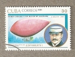 Sellos de America - Cuba -  Globos