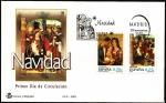 Sellos de Europa - España -  Navidad 2002 - SPD