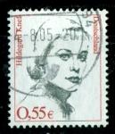 Sellos de Europa - Alemania -  Hildegard Knef
