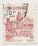 Sellos del Mundo : Europa : República_Checa : Praha
