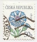 Sellos del Mundo : Europa : República_Checa : Flores