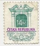 Sellos del Mundo : Europa : República_Checa : Estilo Barroco