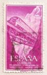 Sellos del Mundo : Europa : España : Ferrocarriles