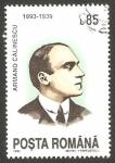 Sellos de Europa - Rumania -  4106 - Armand Calinescu, político