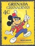 Sellos del Mundo : America : Antillas_Neerlandesas : Mickey Mouse