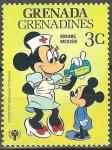 Sellos del Mundo : America : Antillas_Neerlandesas : Minnie Mouse