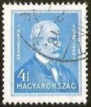 Sellos de Europa - Hungría -  IGNACIO SEMMELWEIS