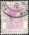 Sellos del Mundo : Asia : Hong_Kong : PERSONAJE