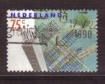 Sellos de Europa - Holanda -  52 aniv.