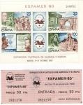 Sellos del Mundo : Europa : España : 2583-  ESPAMER 80