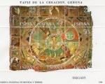 Sellos del Mundo : Europa : España :  2591- TAPIZ DE LA CREACION. GERONA
