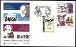 Sellos de Europa - España -  Efemérides 1996 - SPD