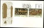 Sellos de Europa - España -  Patrimonio Cultural de la Humanidad 1989 - SPD