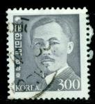 Sellos de Asia - Corea del sur -  Personaje
