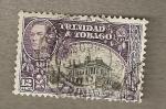 Sellos del Mundo : America : Trinidad_y_Tobago : Townhall San Fernando