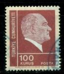 Sellos de Asia - Turquía -   Atatürk