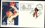 Sellos de Europa - España -  X Campeonato Mundial de Baloncesto - SPD