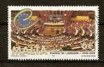 Sellos del Mundo : Europa : Malta : Consejo de Europa.