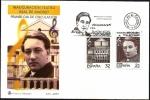 Sellos de Europa - España -  Inauguración del Teatro Real de Madrid  - SPD