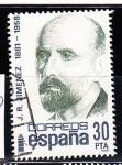 Sellos de Europa - España -  Centenarios (368)