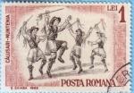 Sellos de Europa - Rumania -  Calusari - Muntenia