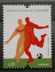 Sellos de Europa - Portugal -  EUROCOPA 2008