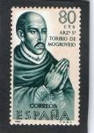 Sellos del Mundo : Europa : España : 1624- SANTO TORIBIO DE MOGROVEJO.