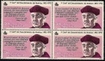 Sellos de Europa - España -  V Centenario Descubrimiento de América - Pedro de Ailly