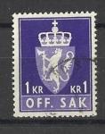 Sellos de Europa - Noruega -  Solo venta.