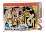 Sellos del Mundo : Africa : Guinea_Ecuatorial :  Homenaje a Pablo Picasso