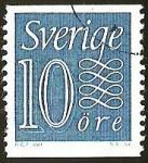 Sellos del Mundo : Europa : Suecia : SELLO VALOR