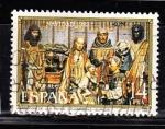 Sellos de Europa - España -  E2681 Navidad (409)