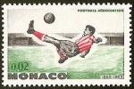 Sellos del Mundo : Europa : Mónaco : FOOTBALL ASSOCIATION MONACO