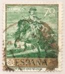 Sellos del Mundo : Europa : España : Velázquez - El príncipe Baltasar Carlos