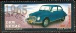 Sellos del Mundo : America : Brasil : Coches antiguos-DKW Vemag,1965