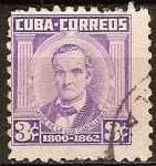 Sellos de America - Cuba -  José de la Luz Caballero (1800-1862).
