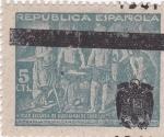 Sellos del Mundo : Europa : España : La Fragua de Vulcano