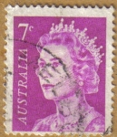 Sellos del Mundo : Oceania : Australia : Reina