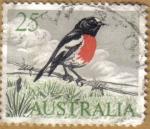Sellos del Mundo : Oceania : Australia : SCARLES ROBIN