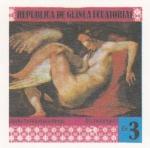 Sellos de Africa - Guinea Ecuatorial -  Michelangelo