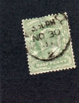 Sellos de Europa - Reino Unido -  sellos ingles