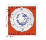 Sellos de Europa - Hungría -  Herendi Porcelán
