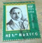 Sellos del Mundo : America : México : Lauro aguirre espinoza  grandes educadores