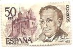 Sellos de Europa - España -  hombre