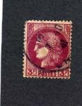 Sellos del Mundo : Europa : Francia : sello antiguo frances