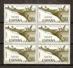 Sellos del Mundo : Europa : España : Sahara Español Edifil 249