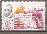 Sellos de Europa - España -  2703 Europa Cept (433)